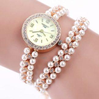 Montre Style Bracelet Perles