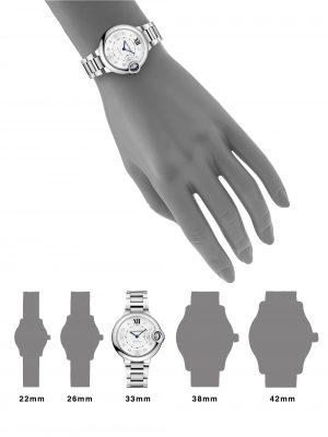 cartier-silver-Ballon-Bleu-De-Small-Diamond-Stainless-Steel-Automatic-Bracelet-Watch