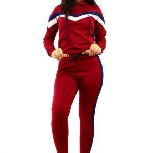 IMG 0195 300x300 - Chic Survêtement Sport Femme - Rouge
