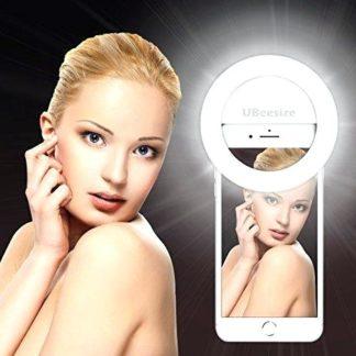 Selfie Portable Fill Light LED Ring Camera Photography casablanca maroc prix