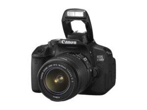 Canon EOS 650D vente maroc casablanca caracteristique achat occasion