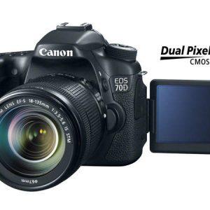 EOS Canon 70D Maroc Casablanca Bonne Occasion vente Achat apareil photo promotion livraison