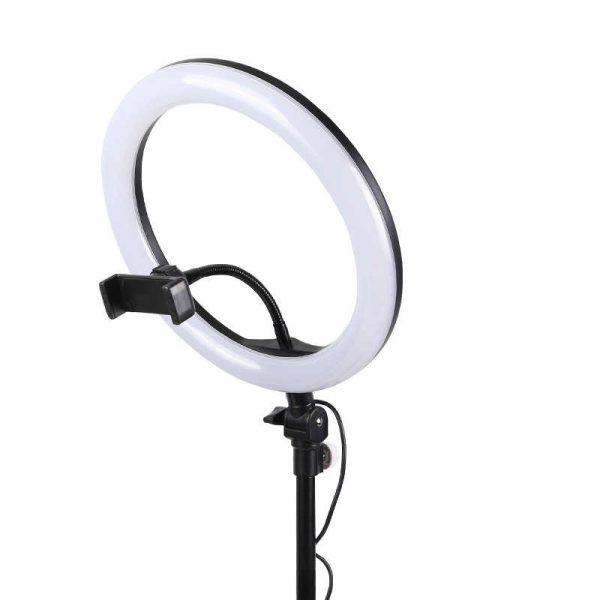 Ring Light maroc Anneau Bague lumineux LED Diametre 33cm+ Trepied 1m05 Maroc casa